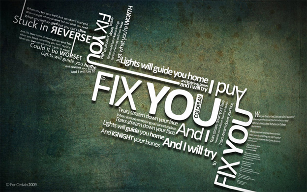 Fix You Guitar Chords Xy Coldplay Thedeepak