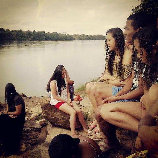 Jovens e a Fé em Cristo - Retiro Espiritual na Fraternidade Nossa Senhora das Graças Floriano - PI