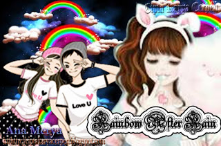 Cerpen Cinta Rainbow after rain 11
