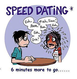 speed dating jobb