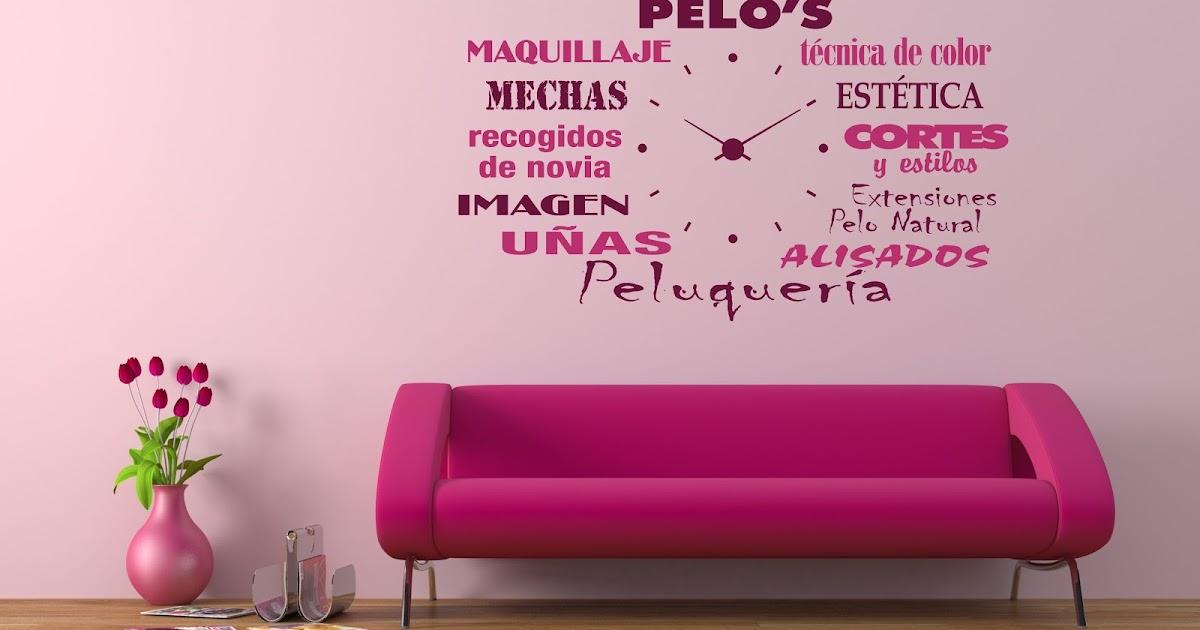 Dekotipo design vinilo personalizado para reloj de pared for Vinilos personalizados baratos
