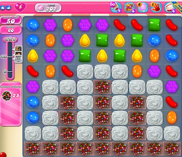 Guide To Candy Crush Saga Level 202 (How to Guide!)