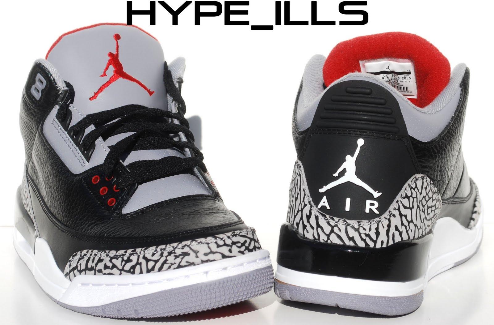 The Jordan 3
