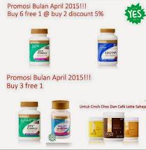 April 2015 Promotion
