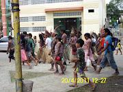 IMAGENS DO PROTESTO DOS INDIOS EM TARAUACÁ (protesto de indios )