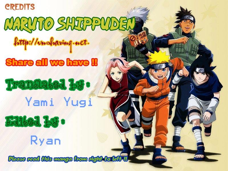 Naruto chap 402 Trang 17 - Mangak.info