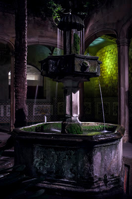 Edurne Iza, La Fuente de los Deseos