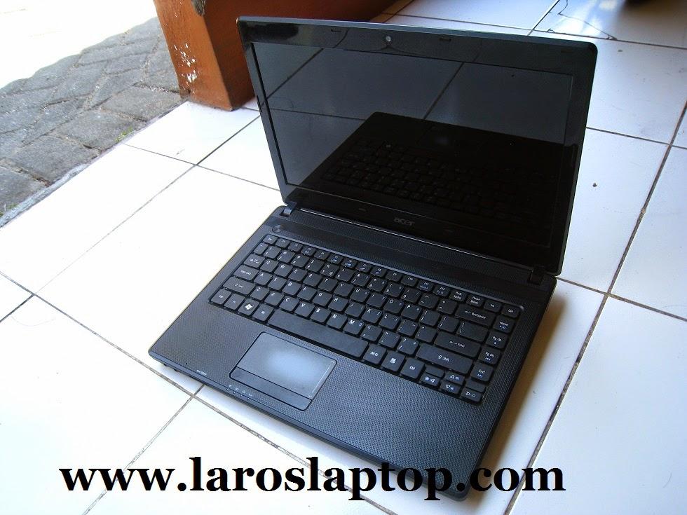 Harga Laptop Second acer aspire 4738Z