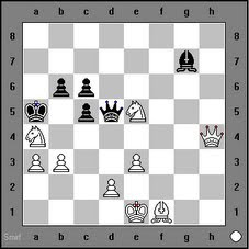White to Move and Mate in 2