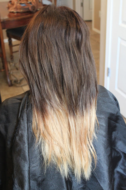 Ombre Hair Gone Wrong