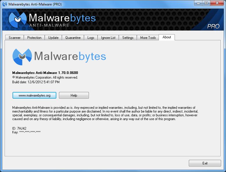 download malwarebytes anti-malware pro + crack