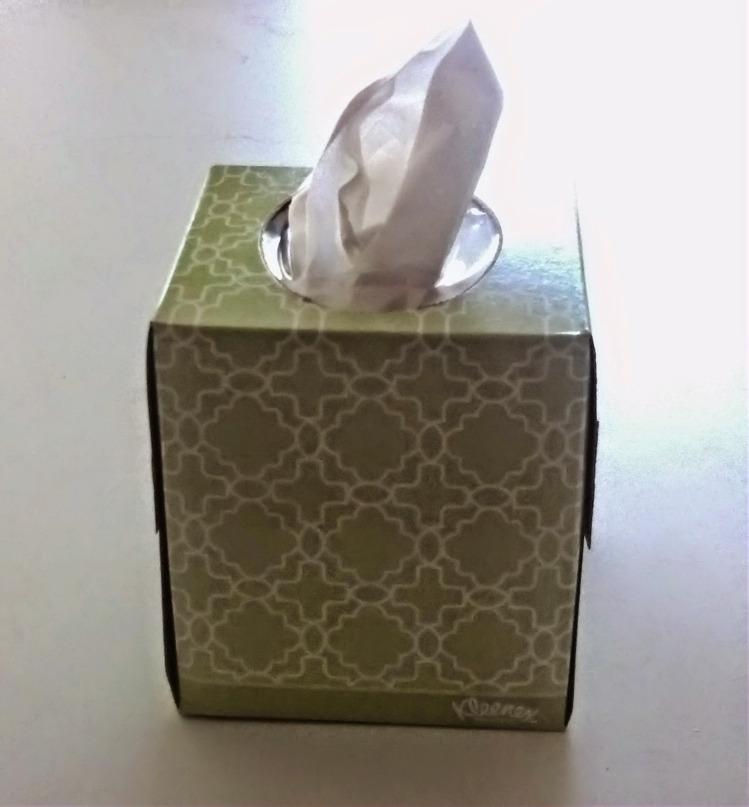 it s this or murder kleenex anti viral tissues and tissues with