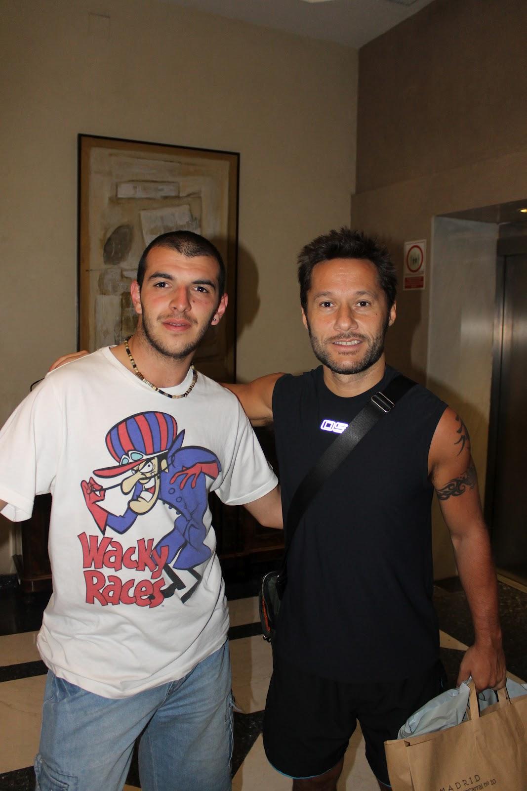 ¿Cuánto mide Diego Torres? - Altura Diego+Torres
