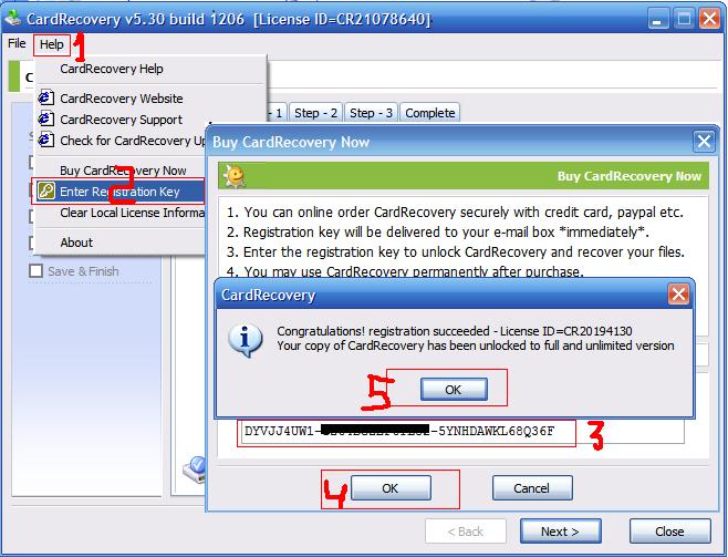 card rescue registration key crack mac login