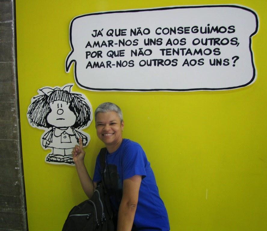 O Mundo Segundo Mafalda_foto Simone Melo_http://bangalocult.blogspot.com