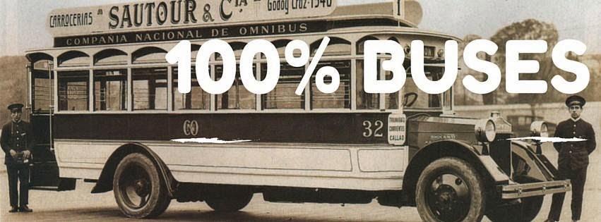 100% BUSES