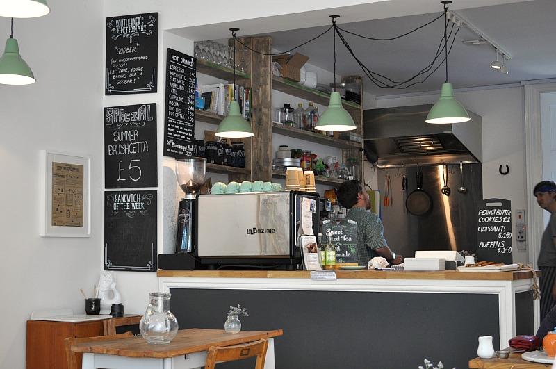 Mockingbird Cafe Bristol
