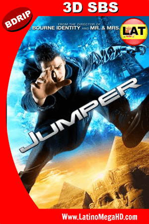 Jumper (2008) Latino HD 3D SBS BDRIP 1080P ()
