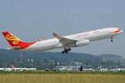 Hainan Airlines A330 B6527. Airbus A330343X B6527 (25.08.11)