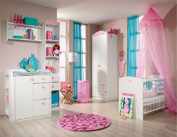 d coration chambre de fille 8 ans. Black Bedroom Furniture Sets. Home Design Ideas