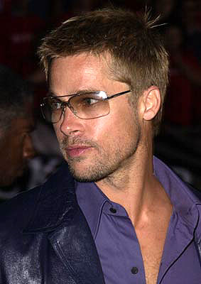 extream fashion brad pitt short hair