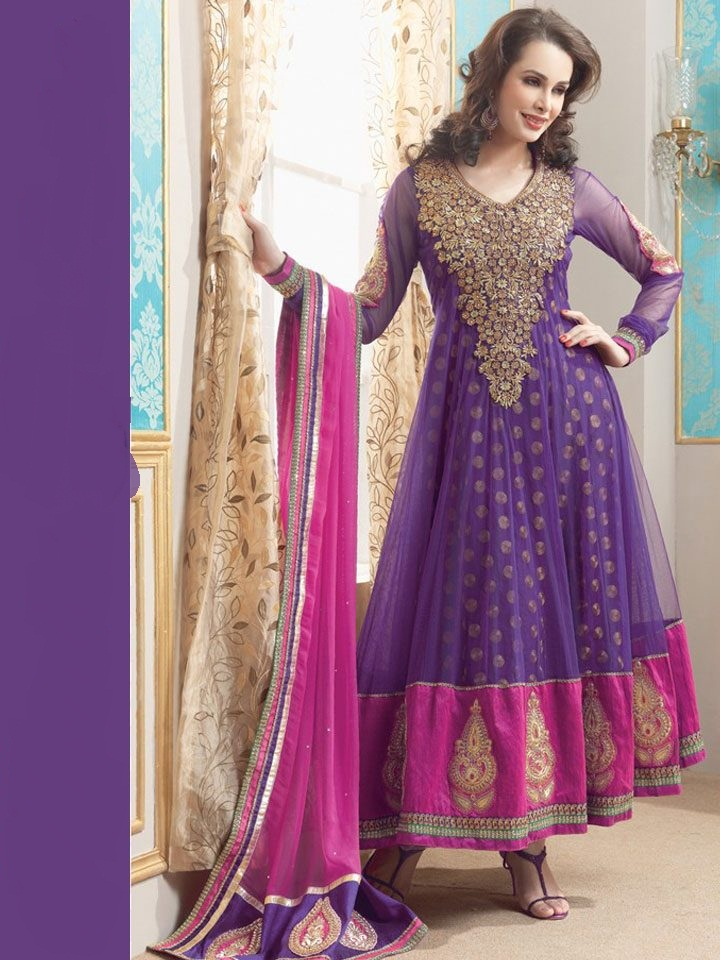 hollywood celebrities anarkali dresseschuridarumbrella