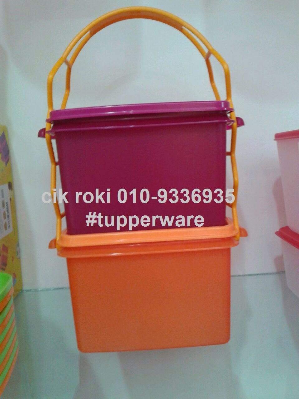 Mangkuk Tingkat Tupperware Mangkuk Tingkat Besar Limited