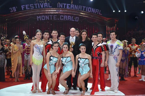 39th International Circus Festival: Award Ceremony