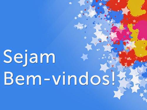 Sejam bem vindos, meus queridos amigos e leitores!!!