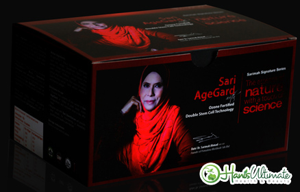 Sari AgeGard by Hanis Ultimate Health & Beauty