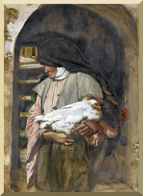 """Saint Anna"" – by James Tissot"