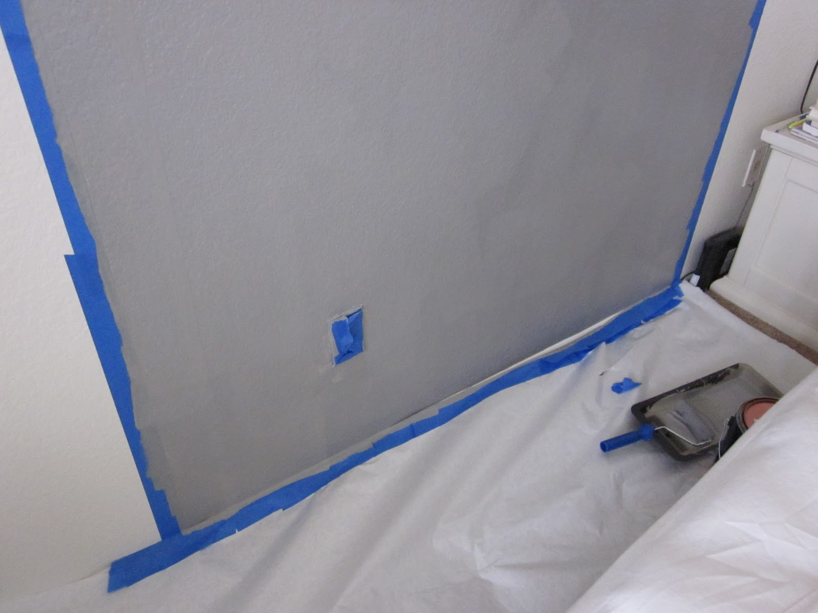 how to take wax off wall