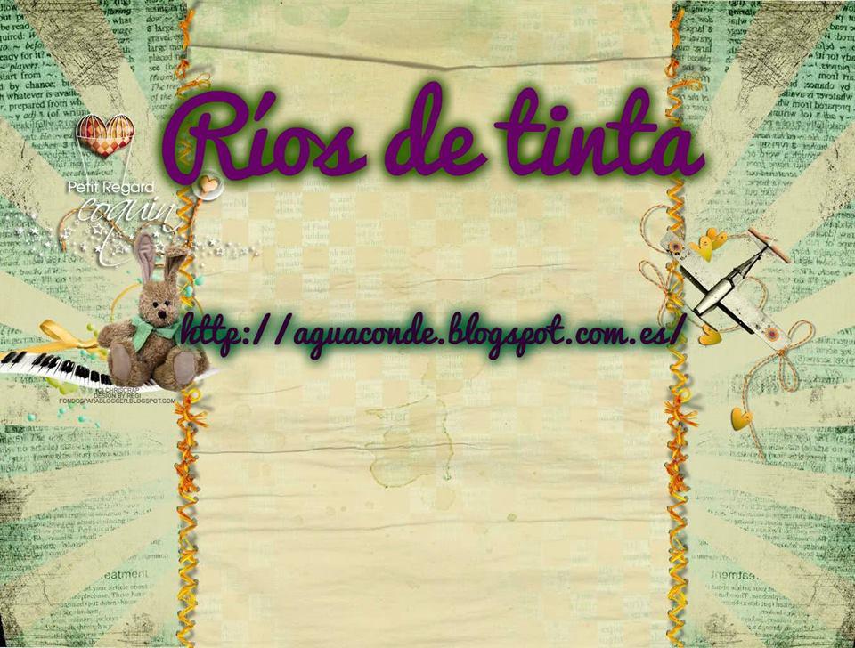 RÍOS DE TINTA