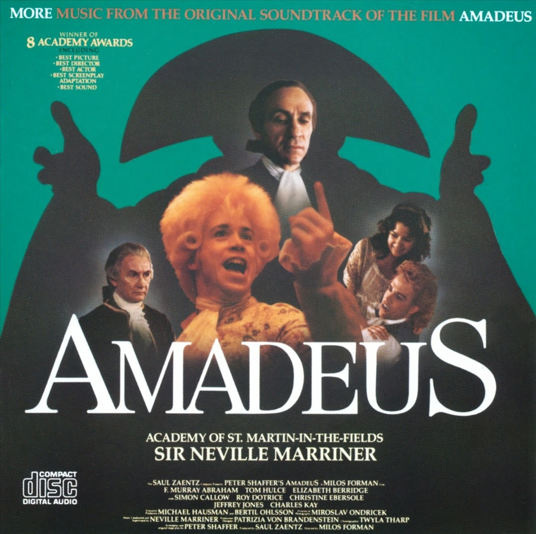 Amadeus play summary