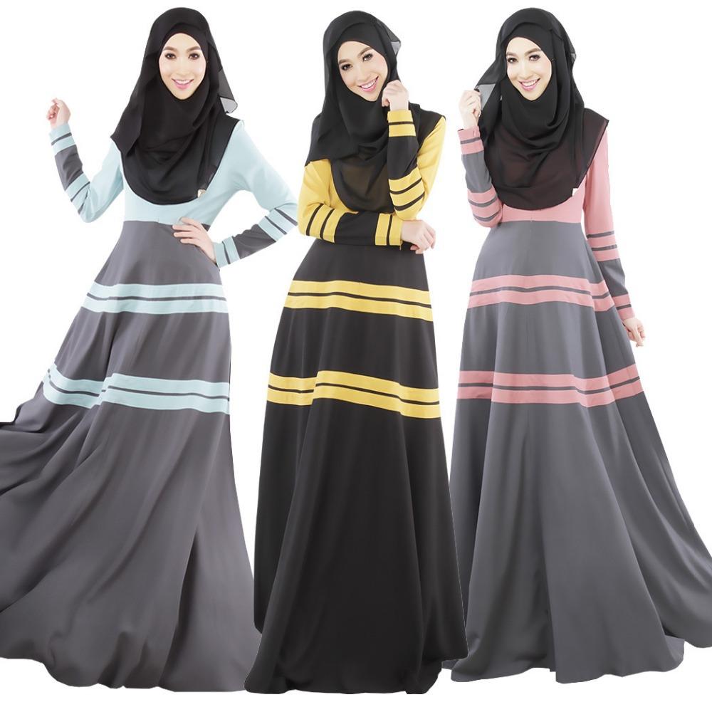 30 Trend Model Baju Muslim Terbaru 2018
