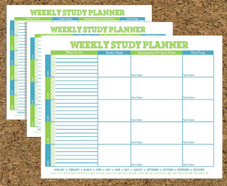 Super mom, back to school ideas, happy organized life, etsy blog, study planner