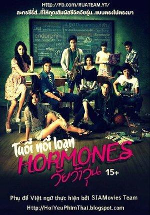 Tuổi Nổi Loạn VIETSUB - Hormones (2013) VIETSUB - (13/13)