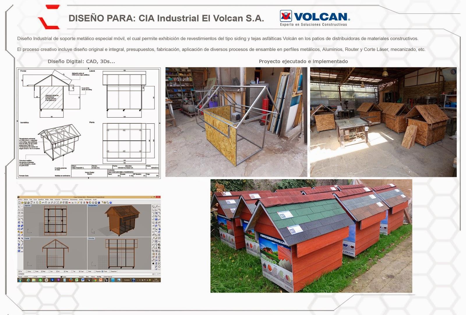 Dise o industrial cad 3d y producci n dise o de for Diseno industrial casas