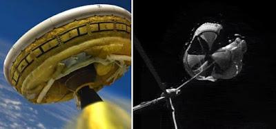 Hipernovas: Ah Não! O Paraquedas da NASA Desenhado Para Pousar o Homem em Marte Falhou Novamente [Artigo + Gif + Vídeo]