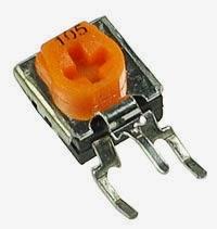 Trimpot komponen elektronika