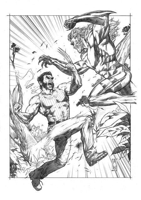Admira Wijaya deviantart ilustrações quadrinhos violência sangue comics