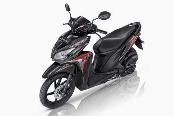 Spesifikasi Honda Vario Techno 125 CBS ISS