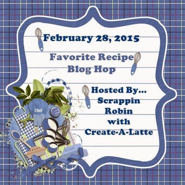 Favorite Recepie Blog hop