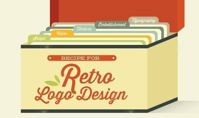 Recipe for Retro Logo Design