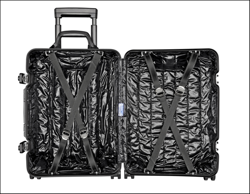RIMOWA & Moncler Luggage Collaboration