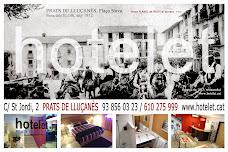 HOTELET, Prats de Lluçanès