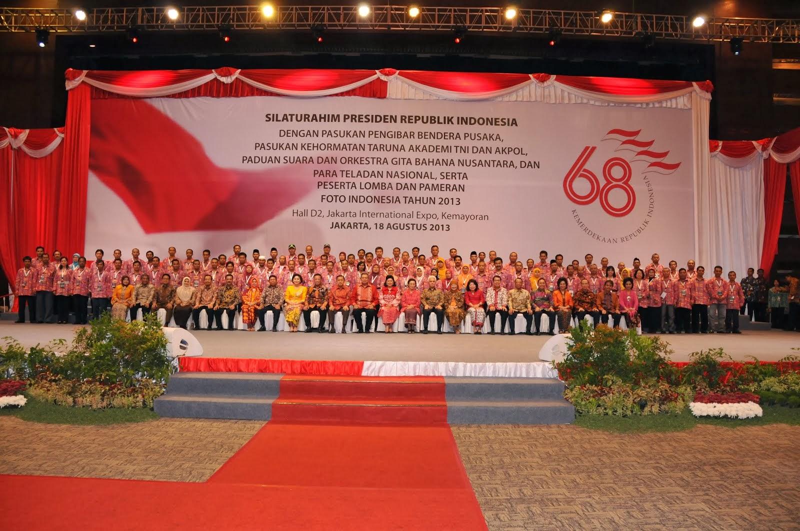 Poto Bersama Presiden SBY