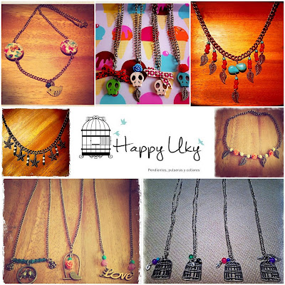 Collage Happy Uky showrooms collares