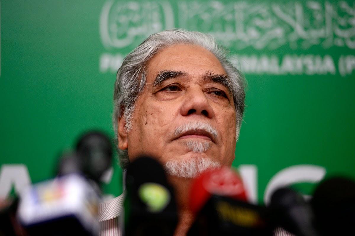 Apa hal Mustafa becok mulut mencanang tiada pecabar Presiden dari masa ke semasa