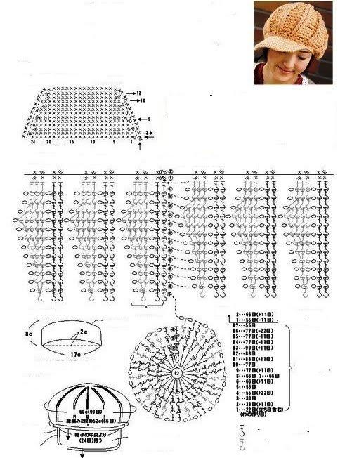 BOINAS TEJIDOS A CROCHET CON PATRONES | Patrones Crochet ...